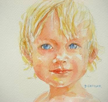 Sweet Isaac by Deborah Carman