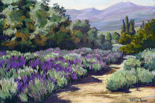 Sweet Lavender II by Patricia Rose Ford