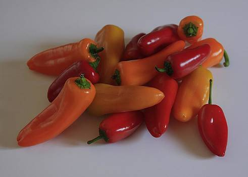 Sweet Peppers by Richard Stillwell
