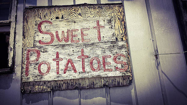 Sweet Potatoes by Chris Modlin