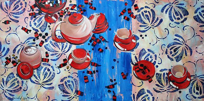 Sweet -stuff by Anastasija Kraineva