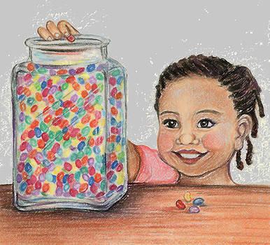 Sweeter than candy by Melanie Alcantara Correia