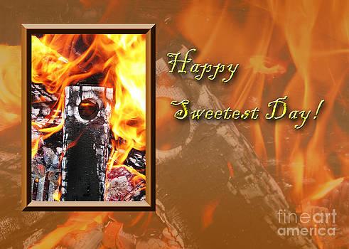 Jeanette K - Sweetest Day Fire