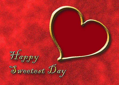 Jeanette K - Sweetest Day Gold Heart