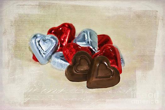 Sweethearts  by Nicole Markmann Nelson