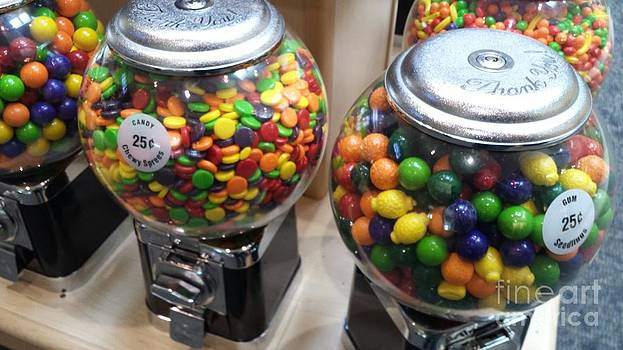 Sweets 4  25 cents by J Anthony Shuff