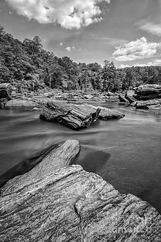 Sweetwater Creek by Bernd Laeschke