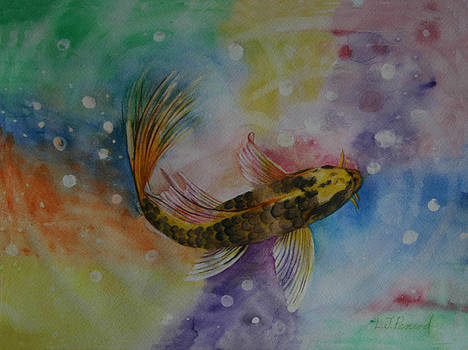 Swimming in the Rainbow by L J Penrod