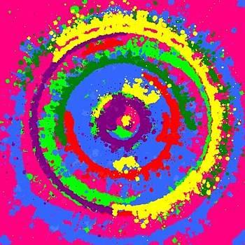 Swirling by Pamela Randall