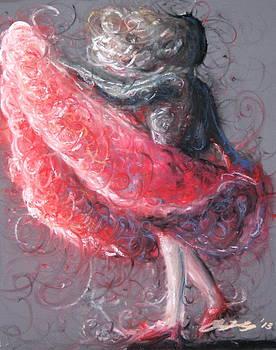 Swirling Swirls by Rachael Curry