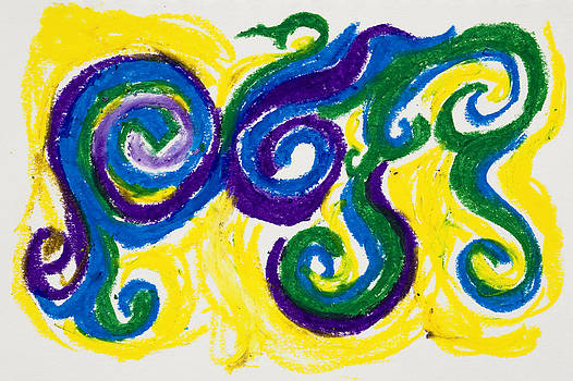 Swirls by Melissa Bitter
