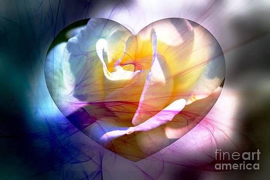 Swirls of Love And Hope by Judy Palkimas
