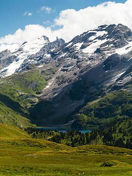 Swiss Alps by Pedro Nunez