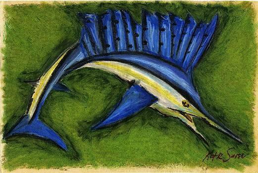 Sword Fish by Katie Sasser