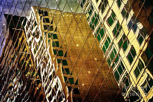 Sydney Architecture #1 by Barbara Youngleson