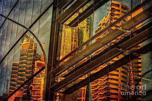 Sydney Architecture #4 by Barbara Youngleson