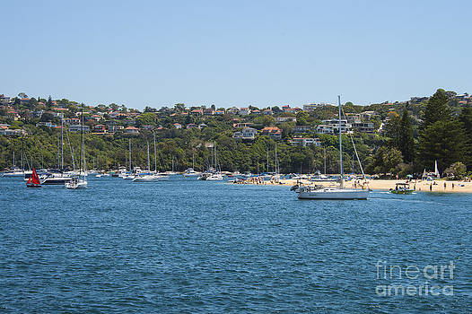 Bob Phillips - Sydney Beach and Boat Docks