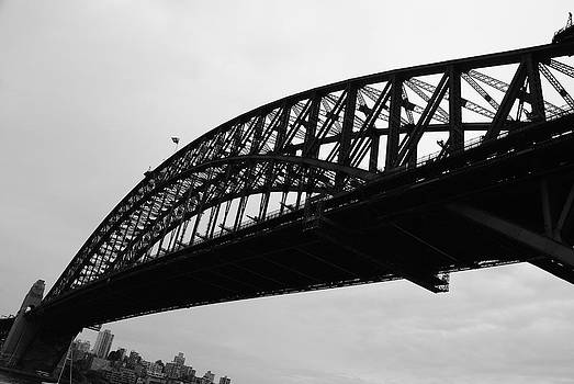Sydney Bridge by Kalen Johnson