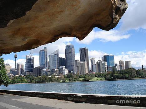 Sydney CBD by Sara  Meijer