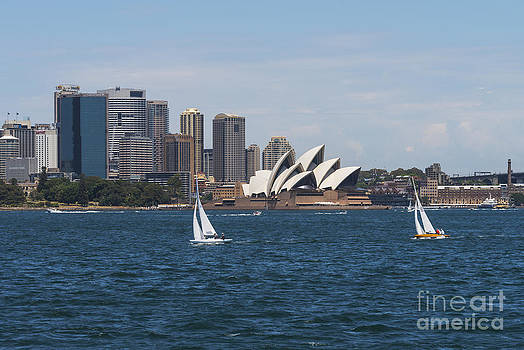 Bob Phillips - Sydney Harbour and Opera House One