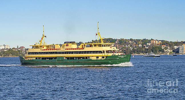 Steven Ralser - Sydney Harbour Ferry