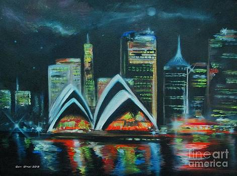 Sydney Nights  by Colin O neill