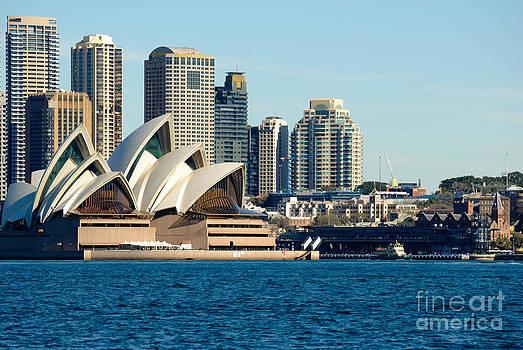 David Hill - Sydney Opera House.