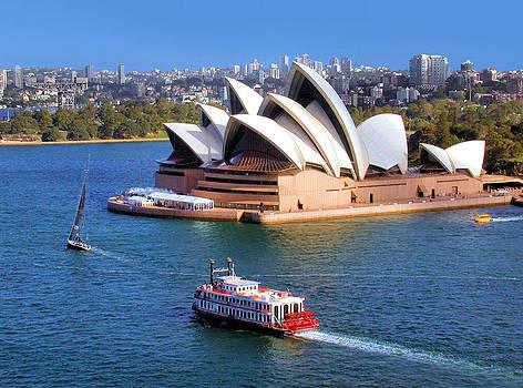 Jane Girardot - Sydney Opera House
