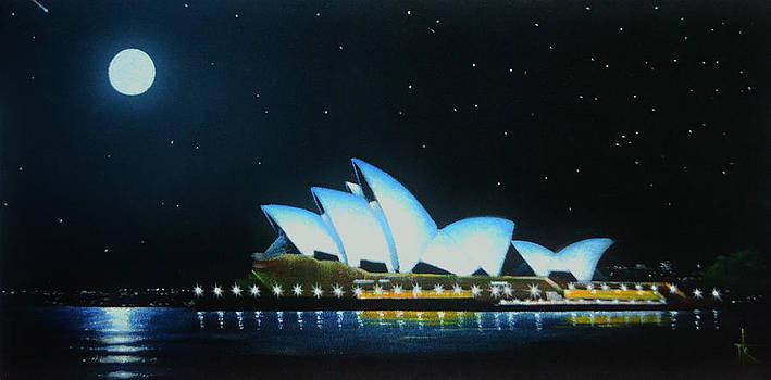 Sydney Opera House  by Nikola Peranovic