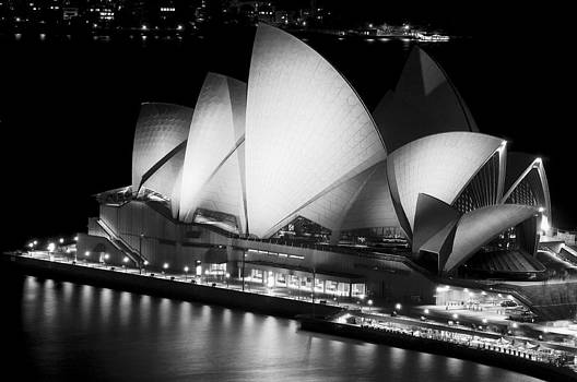 Sydney Opera House by Photography  By Sai