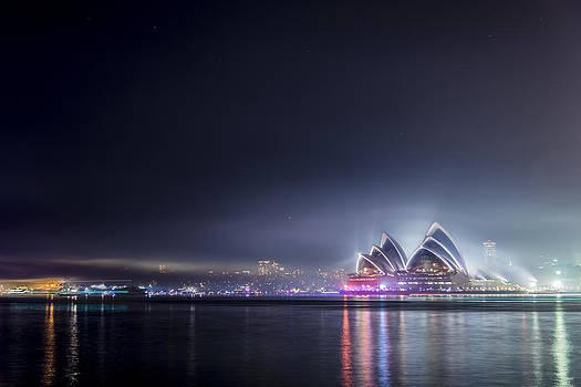 Sydney Opera House by Rick Drent