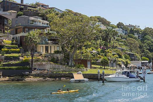Bob Phillips - Sydney Seaside Villas Three