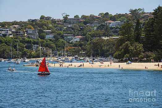 Bob Phillips - Sydney Swimming Beach