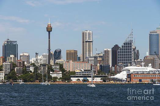 Bob Phillips - Sydney Tower and Skyline Four