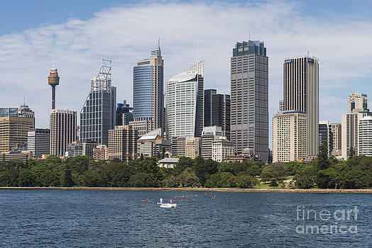 Bob Phillips - Sydney Tower and Skyline Two
