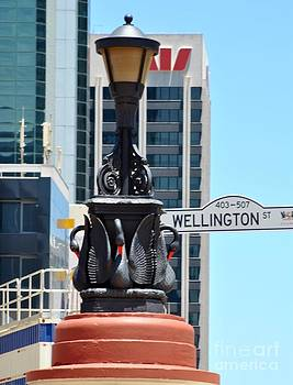 Symbol of Perth  by Bobby Mandal