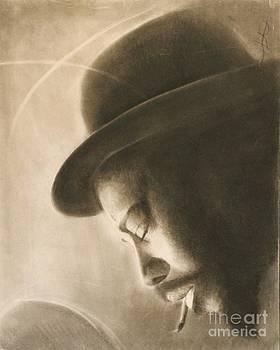 T Monk by Adrian Pickett