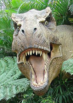 T-Rex by David Nicholls