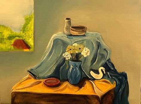 Table Art by Hogan Willis