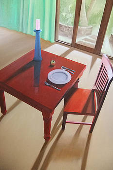Table For One by Clive Holden