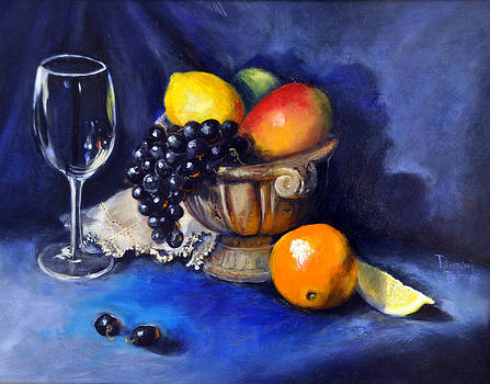 Table for One by Pamela Bergen