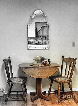 Table for Two by Jackie Bodnar