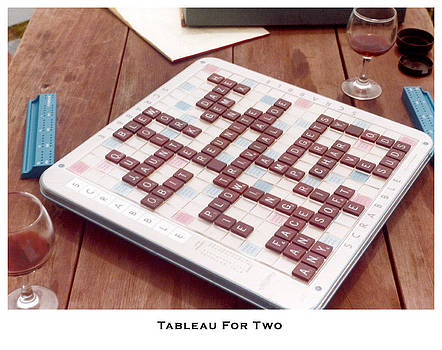 Tableau for Two by Lorenzo Laiken