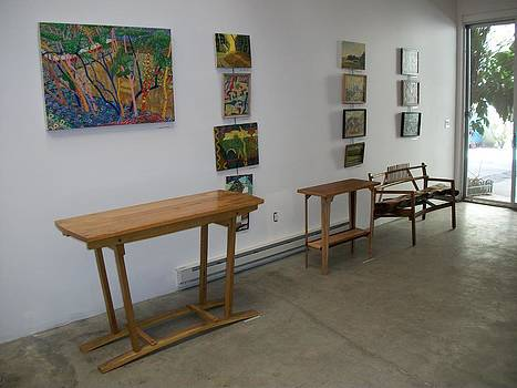 Tables by D Angus MacIver