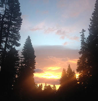 Tahoe Good Morning  by Heather Lavoie