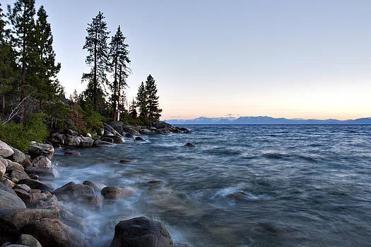 Tahoe Magic Hour by Joel Moranton