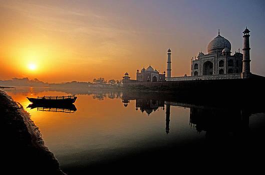 Dennis Cox - Taj Mahal 3
