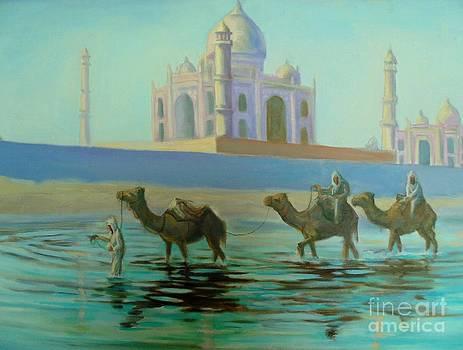 John Malone - Taj Mahal