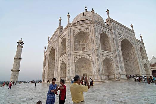 Devinder Sangha - Taj upclose
