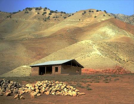 Lesley Fletcher - Tajik Desert